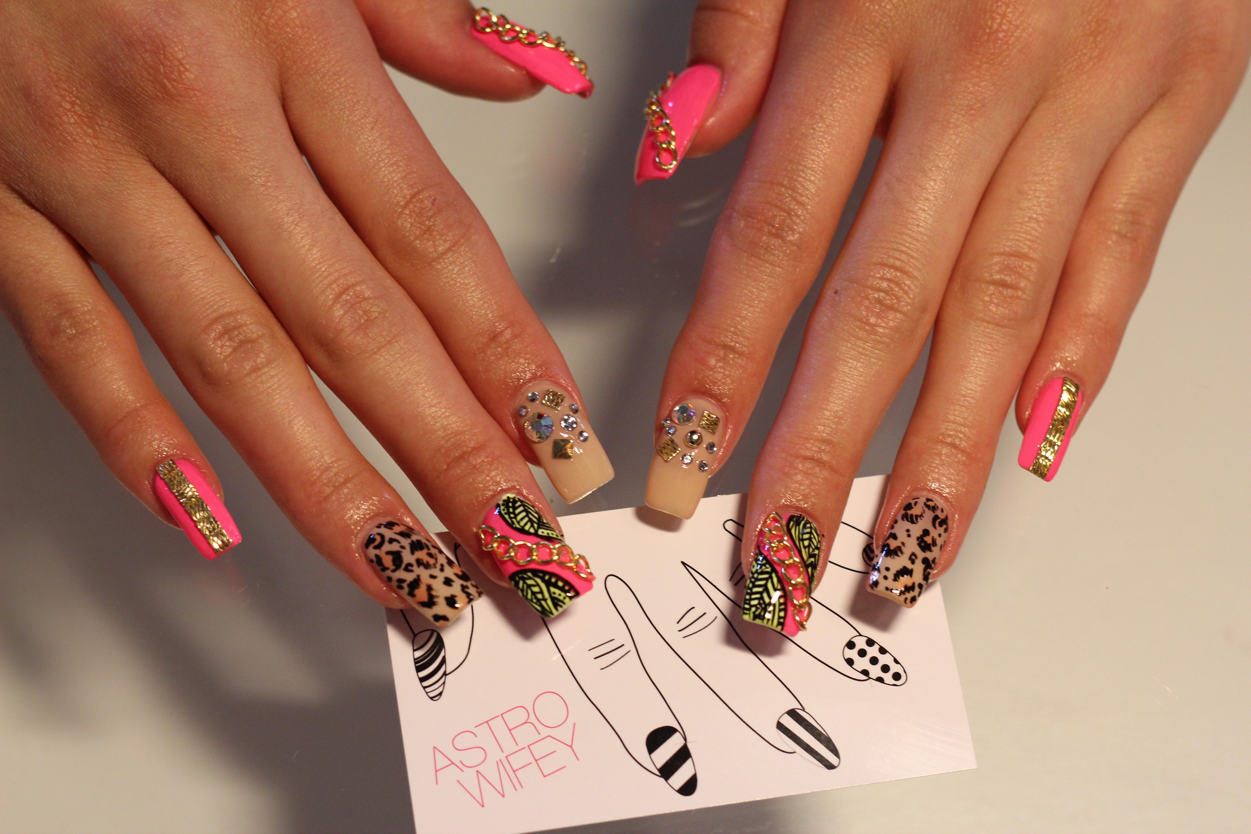 Miami nail swag astrowifey miami nail swag prinsesfo Gallery