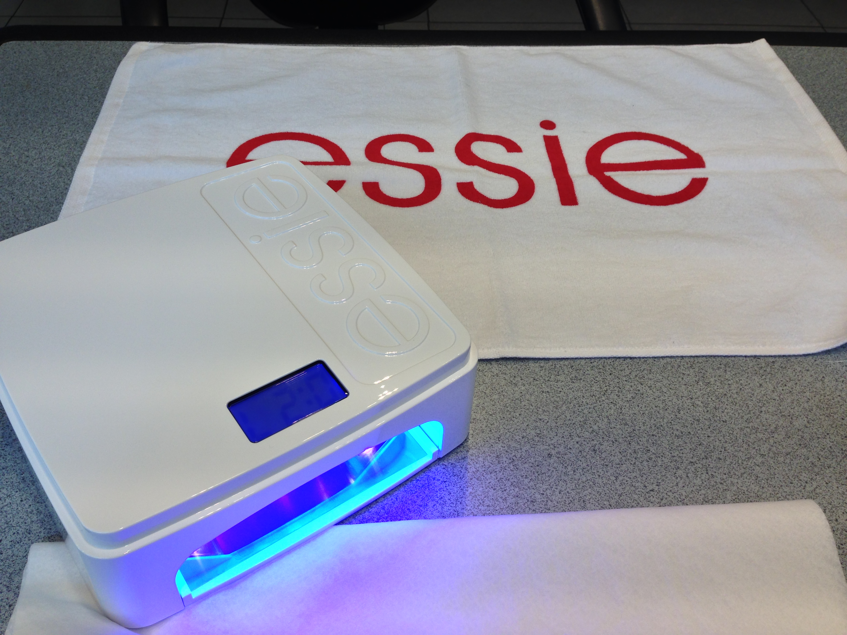 Essie gel training in new york astrowifey three things stand out to me about the essie gel its keratin technology removal process and its led lamp the led lamp is the strongest led lamp on the parisarafo Images