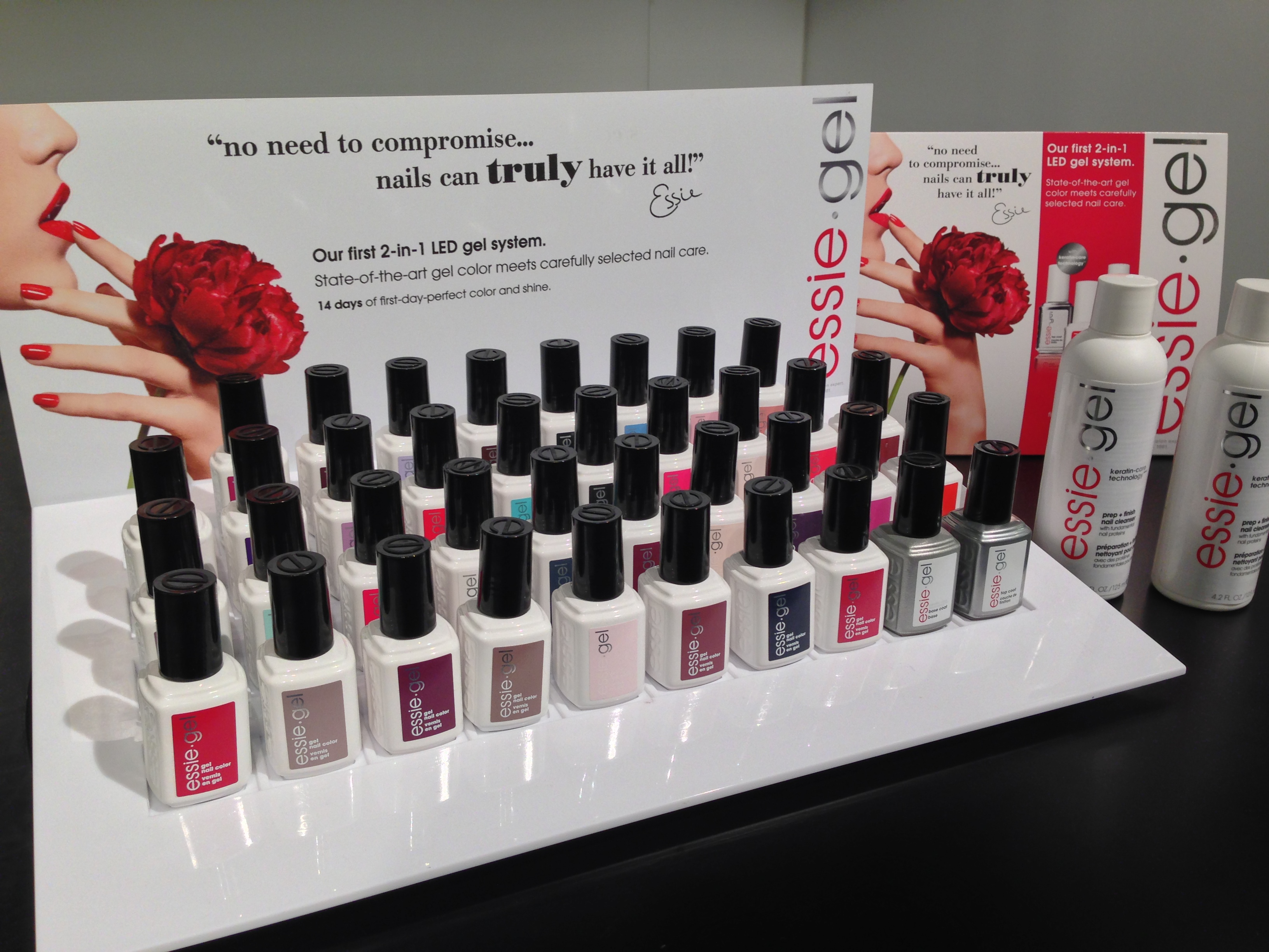 Essie GEL Training in New York | astrowifey