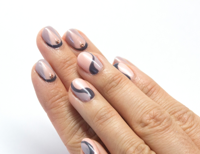 Both Gelish Looks