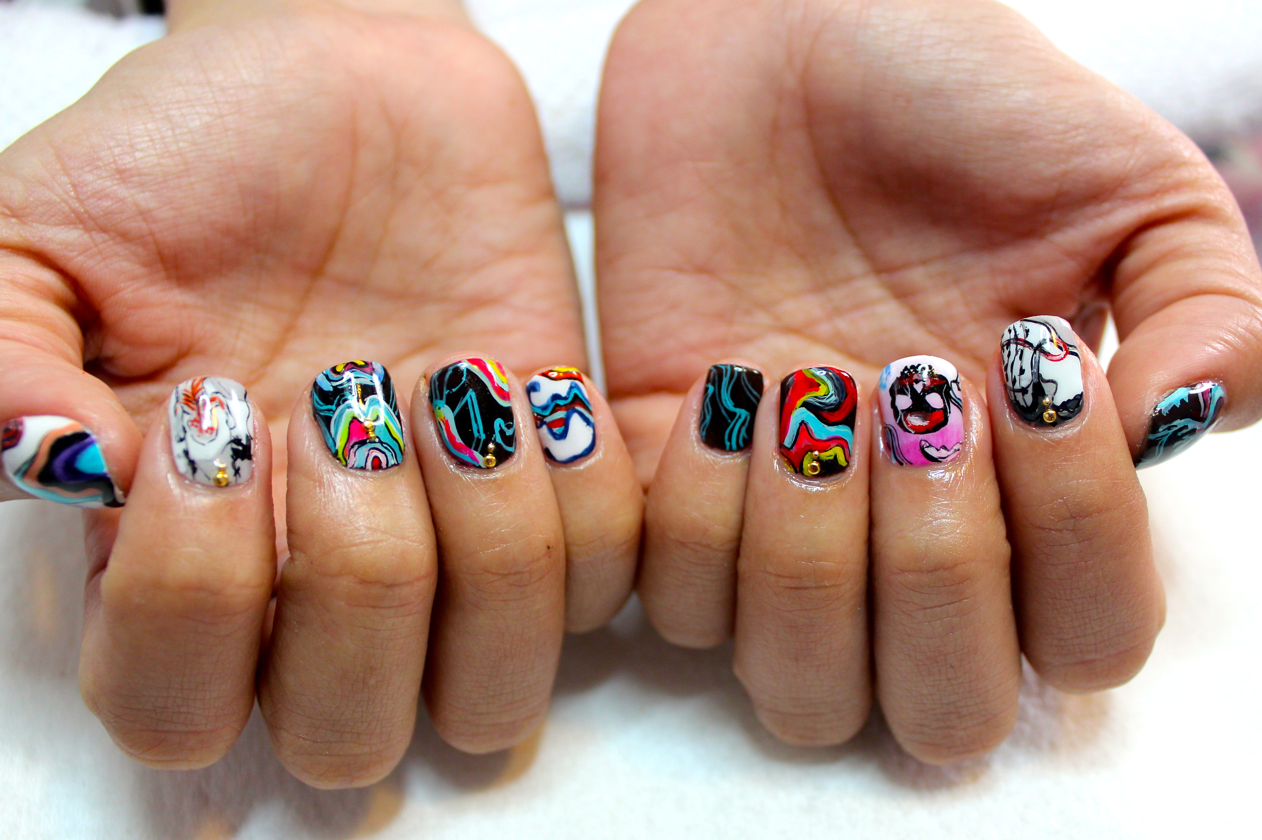 nail art | astrowifey