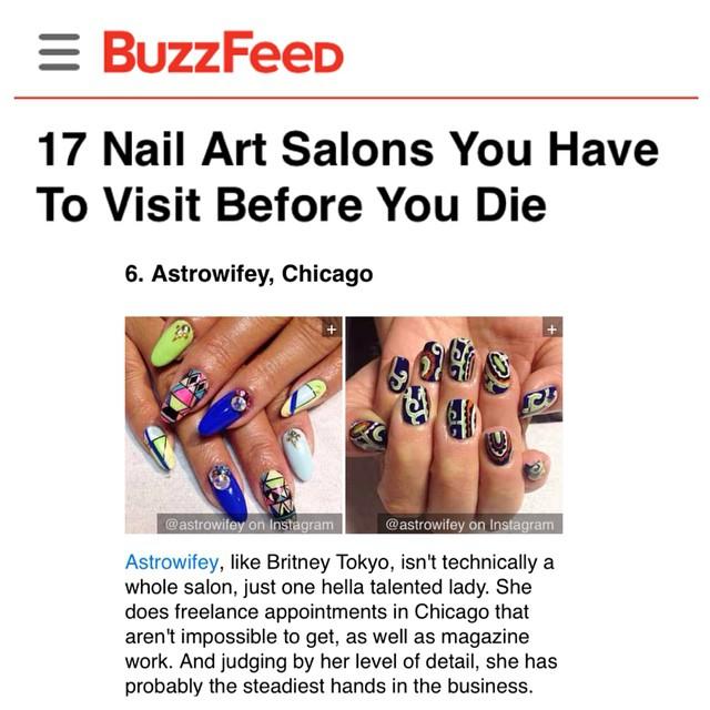 Astrowifey Designer Manicurist Nail Blogger Page 2